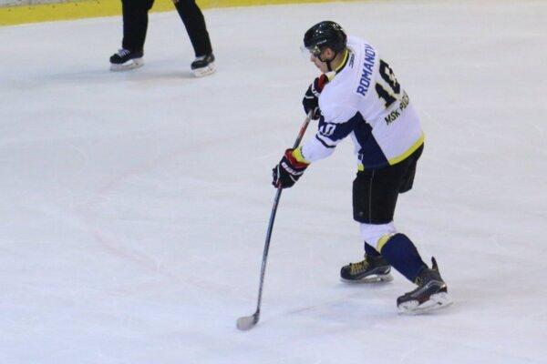 Púchovčan Romanov prispel k tretej výhre v Bratislave jedným gólom.