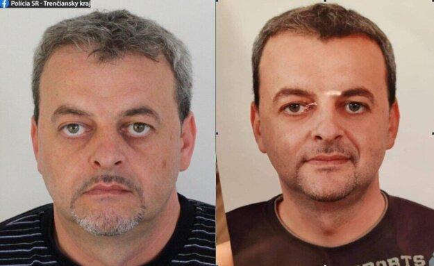 Nezvestný Miroslav Szvitek.