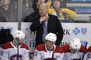 Tréner Montrealu Claude Julien.