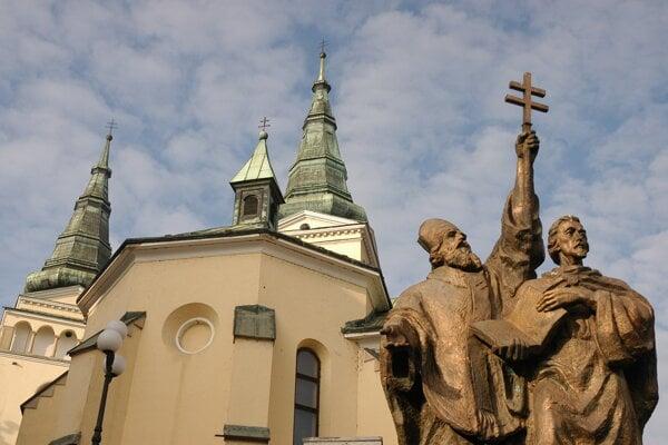 Katedrála Najsvätejšej Trojice v Žiline