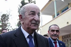 Alžírsky prezident Abdal Madžíd Tabbún