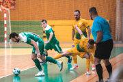 Levickí futsalisti prehrali už druhý ligový zápas vrade. Naposledy podľahli Novým Zámkom na ich palubovke 6:2.