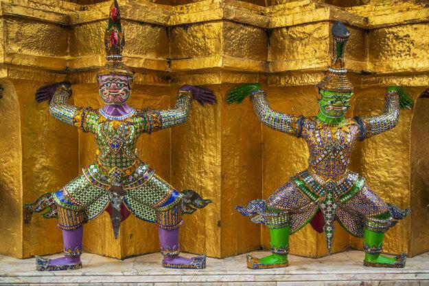 Thajské tradície cítiť na každom kroku