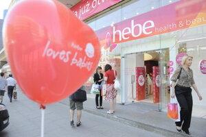Hebe má v Poľsku skoro 300 obchodov.