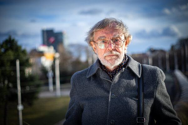 Bloger Ján Benčík kandiduje za stranu Za ľudí na 150. mieste.