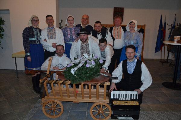 Fašiangy v Rovensku