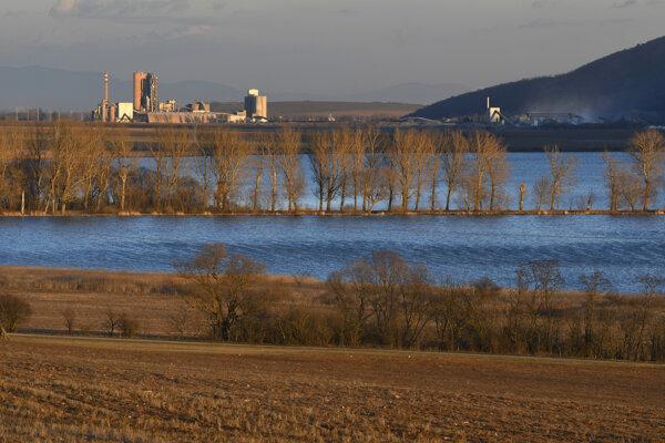 Hrhovské rybníky v Turnianskej kotline.