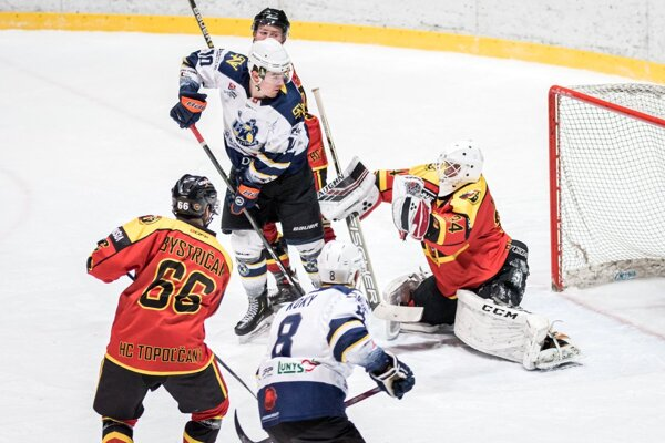 Spišiaci na úvod play-off narazia na Topoľčany, nad ktorými v tejto sezóne vyhrali už štyrikrát.