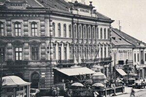 Hotel Schalkáz Košice.