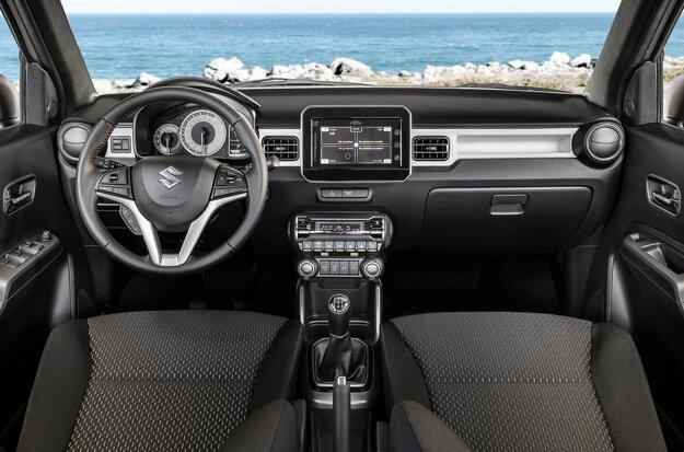 Modernizovaný Suzuki Ignis