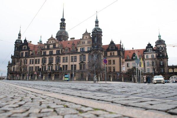 Grünes Gewölbe je jedno z najstarších múzeí na svete.