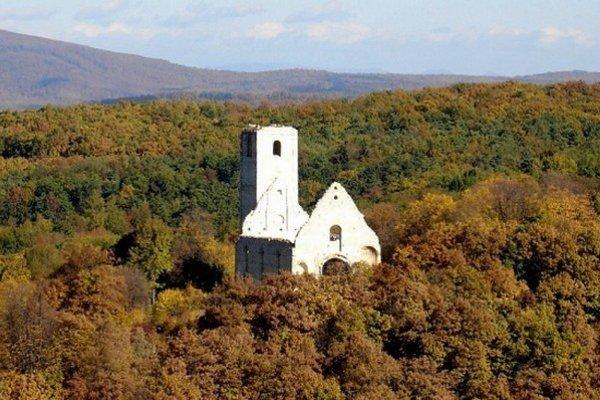 Katarínka - miesto pokoja uprostred lesov.