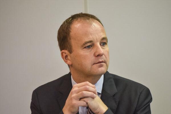 Tibor Gregor, výkonný riaditeľ Klubu 500.