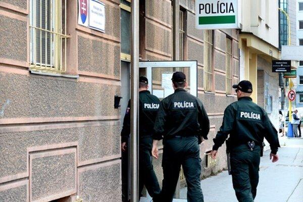 Obvodné policajné oddelenie Košice - Staré Mesto.