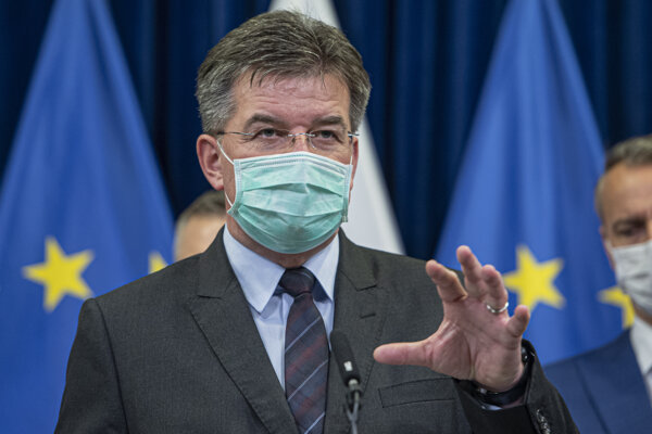 Minister zahraničných vecí a európskych záležitostí SR Miroslav Lajčák.