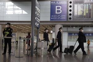 Letisko v Pekingu
