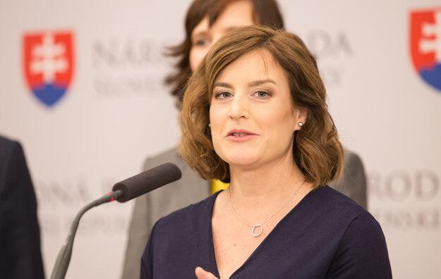 Ministerka kultúry: Natália Milanová, OĽaNO