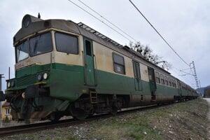 Vlak do Lipian.