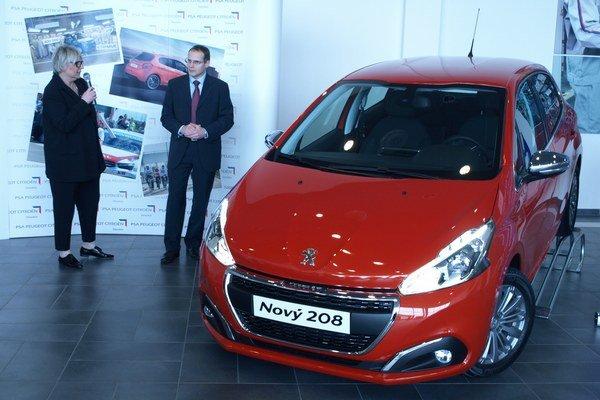 Rémi Girardon hovoril aj o vynovených modeloch Peugeot a Citroen.