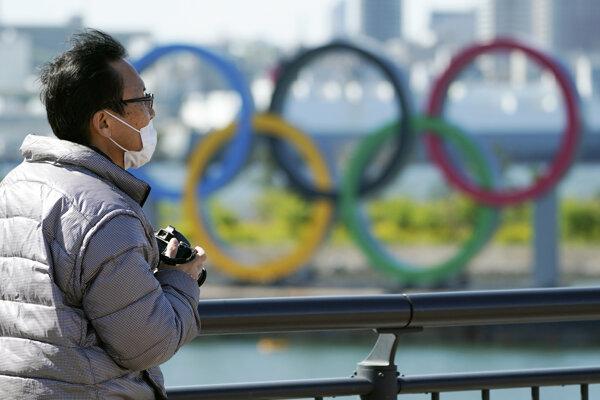 Olympijské hry v Tokiu - ilustračná fotografia.