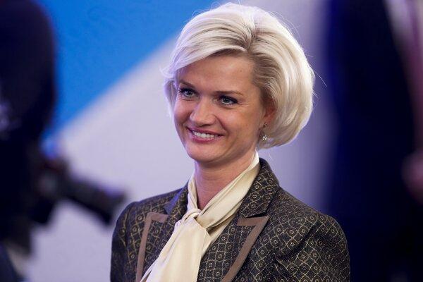 Svetlana Chorkinová.