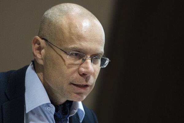 Prezident Asociácie súkromných lekárov SR (ASL SR) Marián Šóth.