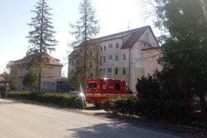 Hotel Kremenec v Tatranskej Lomnici.