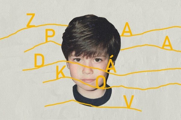 Archívny chlapec - Zapadákov.