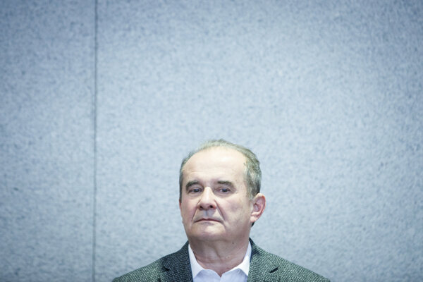 Generálny riaditeľ SND a riaditeľ Činohry SND Peter Kováč.