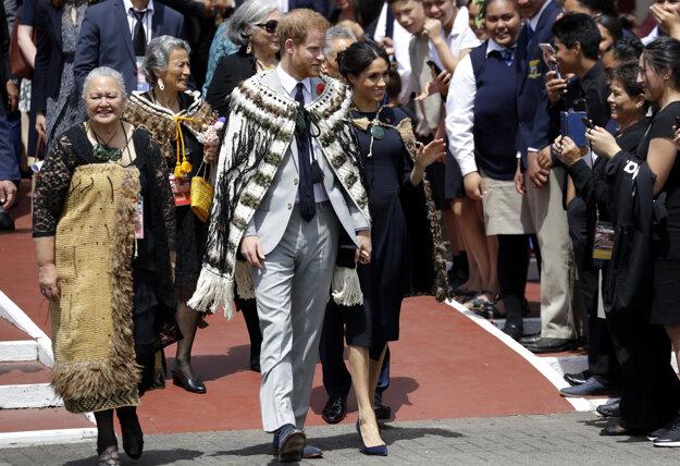 Po svadbe absolvovali mnoho zahraničných návštev.