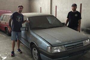 Zabudnutý Fiat Tempra.