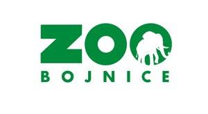 Dočasne zmenené logo bojnickej zoo.