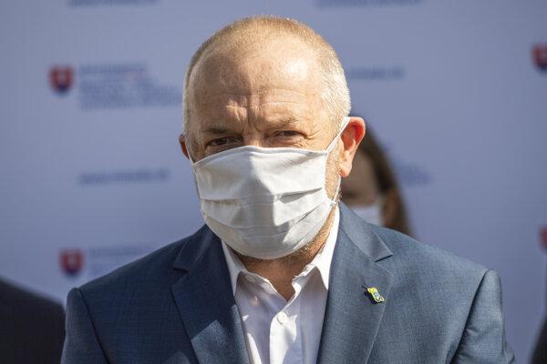 Štátny tajomník Ministerstva školstva, vedy, výskumu a športu SR pre šport Ivan Husár.
