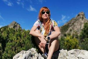 Lucia Martonová, majiteľka kaderníckeho salóna.