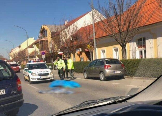 Tragická nehoda v Hlohovci