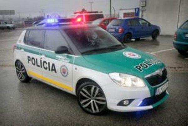 Polícia kvôli drogám zasahovala v Žiari znova.