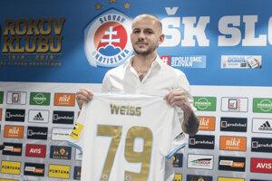 Vladimír Weiss mladší.