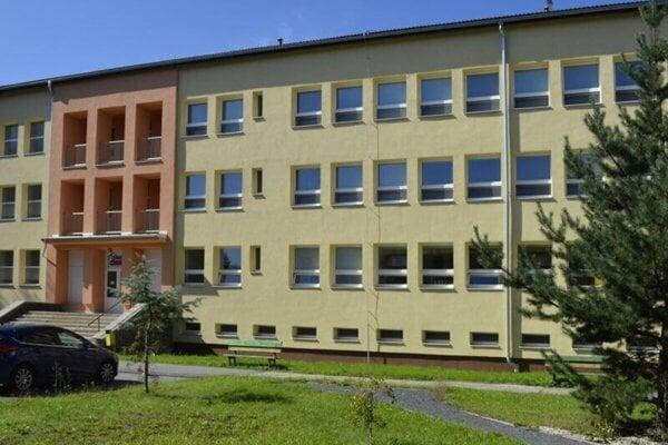 Jedno z internátnych zariadení vyčlenených pre repatriantov v Prešovskom kraji.