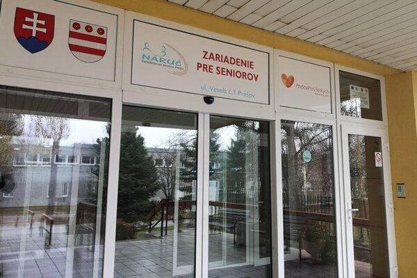 ZpS Náruč na Veselej v Prešove.