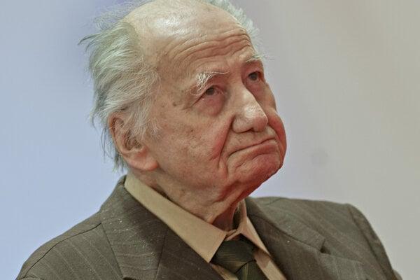 Architekt Vladimír Dedeček.