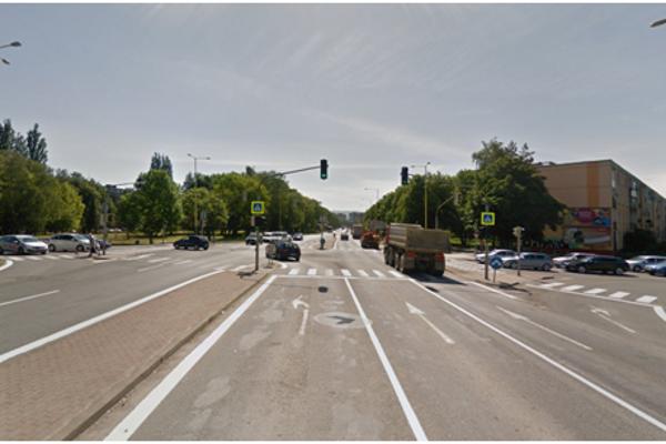 Na tejto križovatke budú meniť semafory.