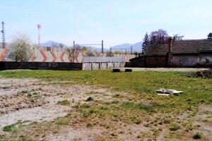 Oddychová zóna vznikne v Sučanoch na tomto mieste.