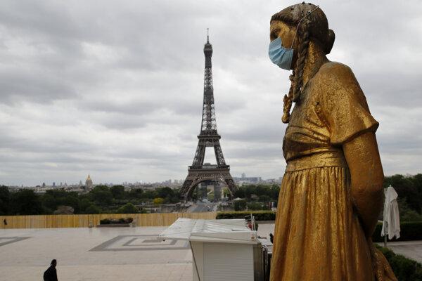 Prvé tri prípady koronavírusu boli vo Francúzsku potvrdené 24. januára 2020.