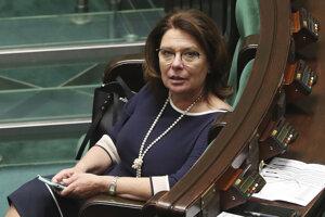 Malgorzata Kidawová-Bloňská.