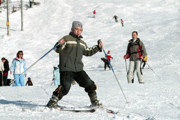Na Krahuliach sa lyžuje od 27. decembra.