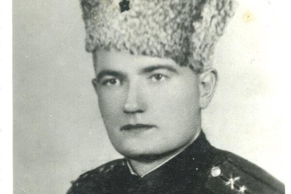 Kapitán jazdectva Alexander Bazdyrev.