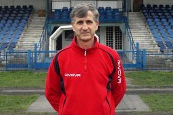 Ľubomír Gábor - tréner Pohronia B.