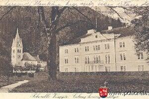 Letné sídlo Coburgovcov