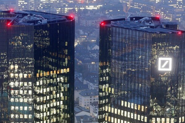 Budova Deutsche Bank