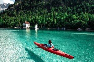 Plansee Tirol.